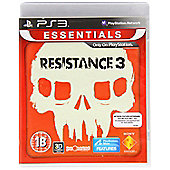 Essentials Resistance 3 (PS3 )