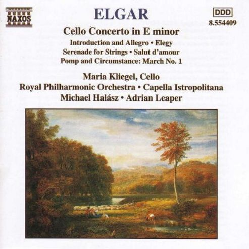 Elgar/Cello Concerto In E Minor