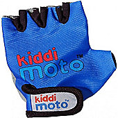 Kiddimoto Gloves Blue (Medium)