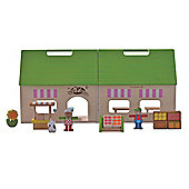 Teamson EverEarth Organic Shop Doll House