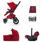 Concord Neo Mobility Set (Ruby Red)