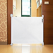 Safetots Advanced Retractable Pet Safety Gate White