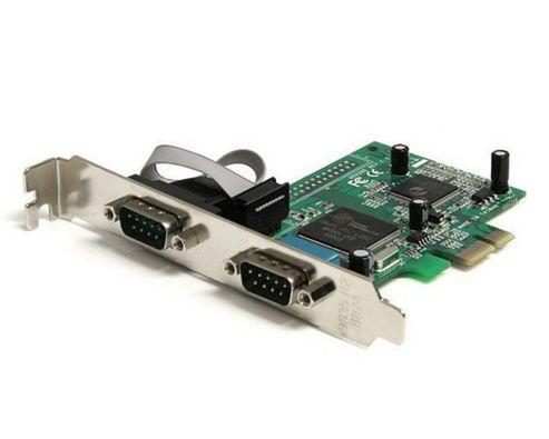 StarTech 2 Port PCI Express Serial Card