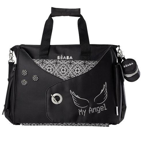 BEABA Los Angeles Changing Bag, Black
