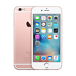 SIM Free - iPhone 6s 64GB Rose Gold