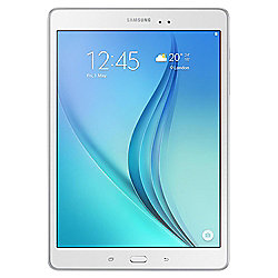 "Samsung Galaxy Tab A, 9.7"" Tablet, 16GB, WiFi – White"