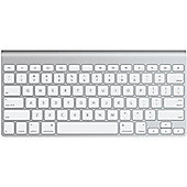 Apple MC184FN/B - BELGIAN (RF Wireless, White, Aluminium, Mini, AA, Mac OS X 10.6 Snow Leopard)