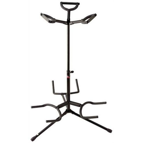 Stagg SG-A300BK Triple Guitar Stand - Black