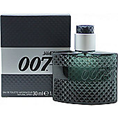 James Bond 007 Eau de Toilette (EDT) 30ml Spray For Men