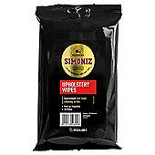 Simoniz Upholstery Wipes, 20 pack