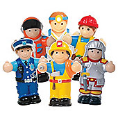 WOW Toys My Pocket Friends Boy Pack