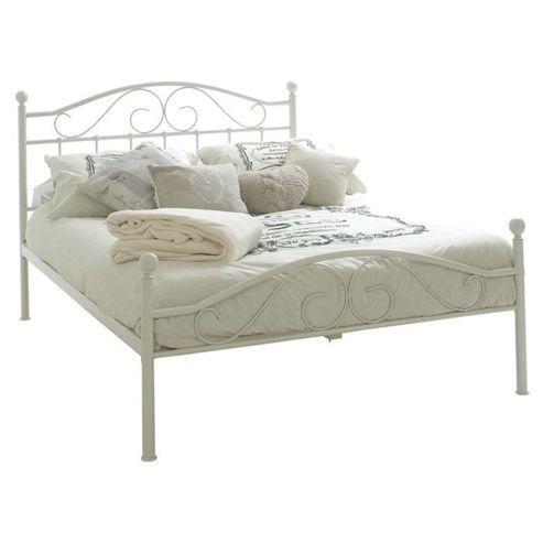 Sareer Furniture Devon Bed Frame - Double (4' 6