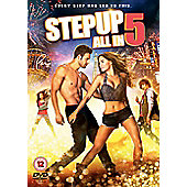 Step Up All In (DVD)