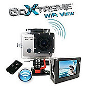 "GoXtreme WiFi View Full HD Action Cam 20111 2.0""/5cm Display 5.0 Megapixel CMOS sensor Video Resolution 1080P 1920x1080P Speakers / Built in Mic HDMI"