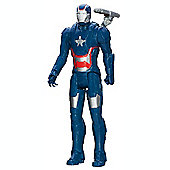 "Iron Man 3 12"" Figure - Iron Patriot"