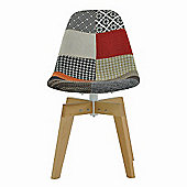 Flow Dining Chair Patchwork