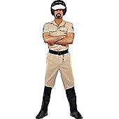 Official Village People Motorcycle Cop Costume