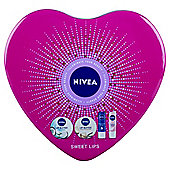 NIVEA SWEET LIPS GIFTPACK