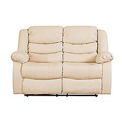 Sofa Collection Windermere Recliner Sofa - 2 Seat - Cream