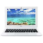 "Acer CB3-111, 11.6"", Laptop, Intel Celeron, 2GB RAM, 16GB - White"