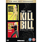 Kill Bill Vol 1 & 2 DVD