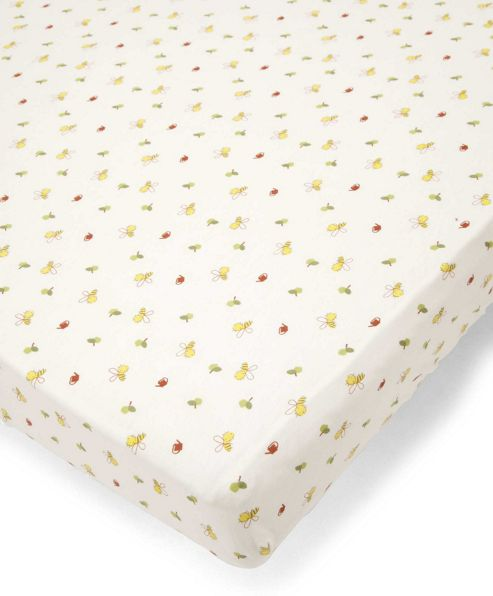 Mamas & Papas - Zeddy & Parsnip - Fitted Sheets