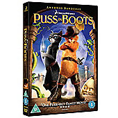 Puss In Boots (DVD)