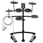 Roland TD-1K V-Drums Electronic Drum Kit With Free Boss BA-PC15 Earphones Worth £40.00