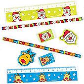 Festive Friends Stationery Sets Stocking (4 Pcs)