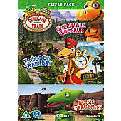 Dinosaur Train Triple Pack DVD