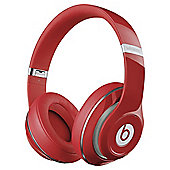Beats by Dr. Dre Studio Wireless Over-Ear Headphones - Red