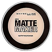 Maybelline Matte Maker Powder Nude Beige