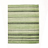 Infinite Henden Boulevard Green 120x170 cm Rug