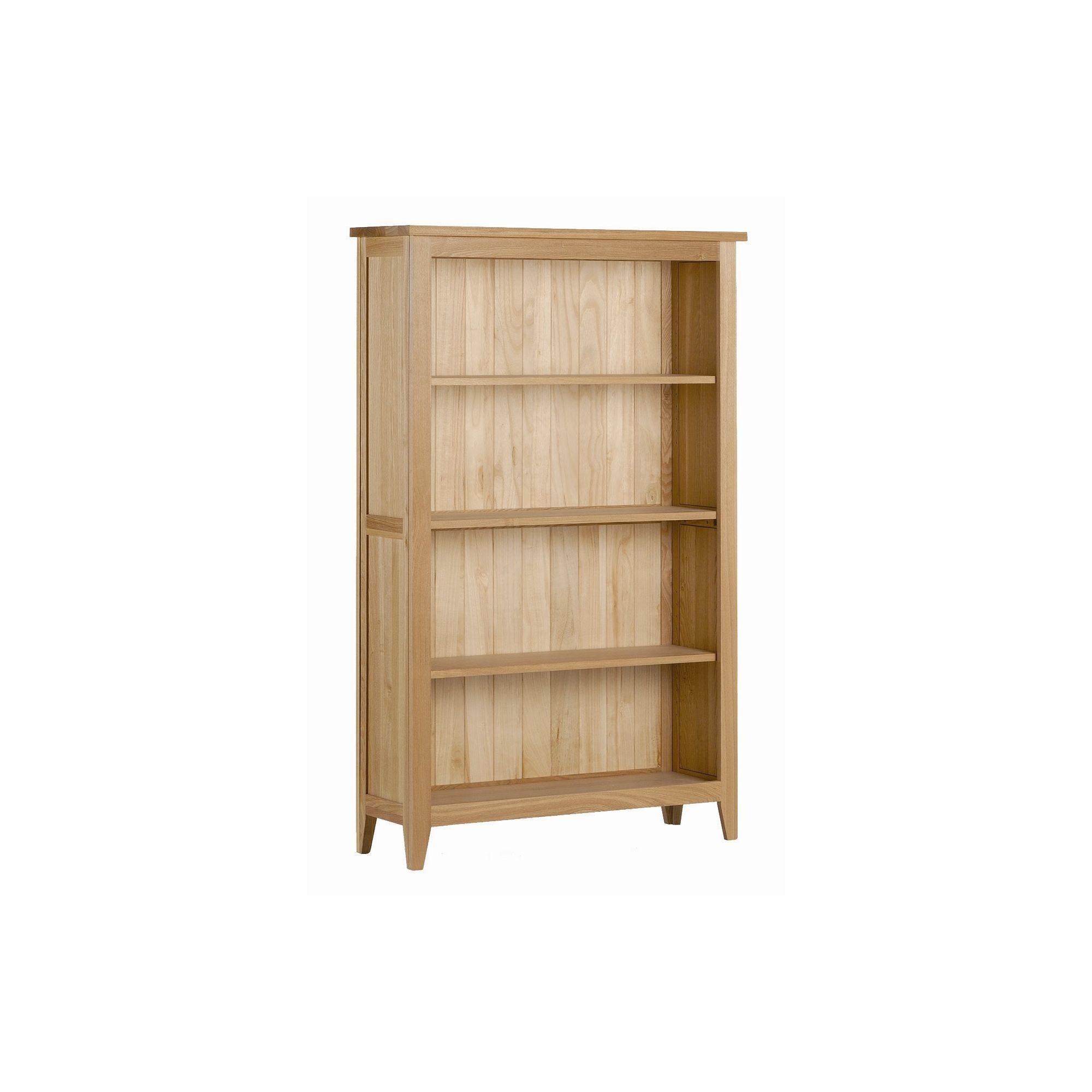 Kelburn Furniture Carlton Ash Medium Bookcase at Tescos Direct