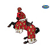Prince Phillip's Horse RED - Knights - Papo