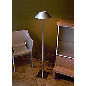 Marset Alta Floor Lamp - Matte Chrome