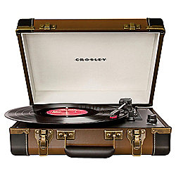 Crosley Executive Turntable Brown