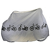 PVC Cycle Cover - One Size