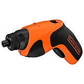 BLACK+DECKER 3.6v Li-ion Screwdriver