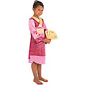 Rubies Fancy Dress - Oriental Princess - Girls Medium 5-6 Years