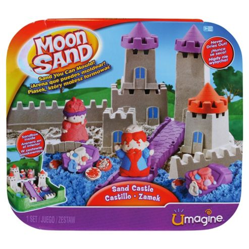 Moon Sand Castle Playset