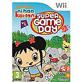 Ni Hao Kai-Lan - Super Game Day - NintendoWii