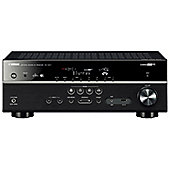 Yamaha RXV577 7.2 Channel Networked Home Cinema Receiver with AirPlay & HTC Connect (Black)