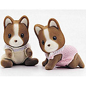 Sylvanian Families - Hound Dog Twins