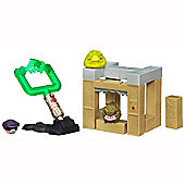 Star Wars Angry Birds Battle Game - Jabba's Palace
