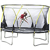 Plum® Whirlwind 14ft Trampoline with Enclosure Net