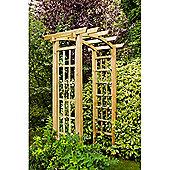 Timberdale Ryeford Garden Arch