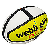 Webb Ellis Spectral Rugby Ball Size 5
