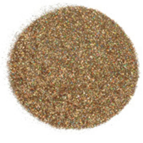 Glitter Holographic Gold 50g