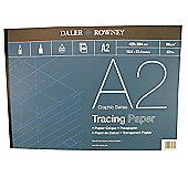 Daler 90gsm Tracing Pad A2